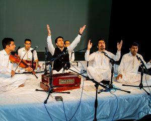Riyaaz Qawwali (6 musicians ensemble)