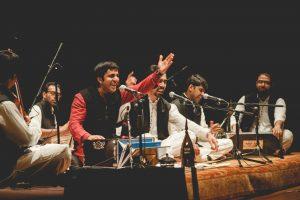 Riyaaz Qawwali (7 musician ensemble)