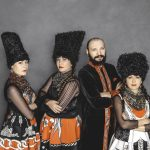 NYTimes' Paul Krugman at DakhaBrakha Concert