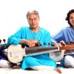 Sarod Maestros Amjad Ali Khan, Amaan Ali Khan + Ayaan Ali Khan @ GOOGLE